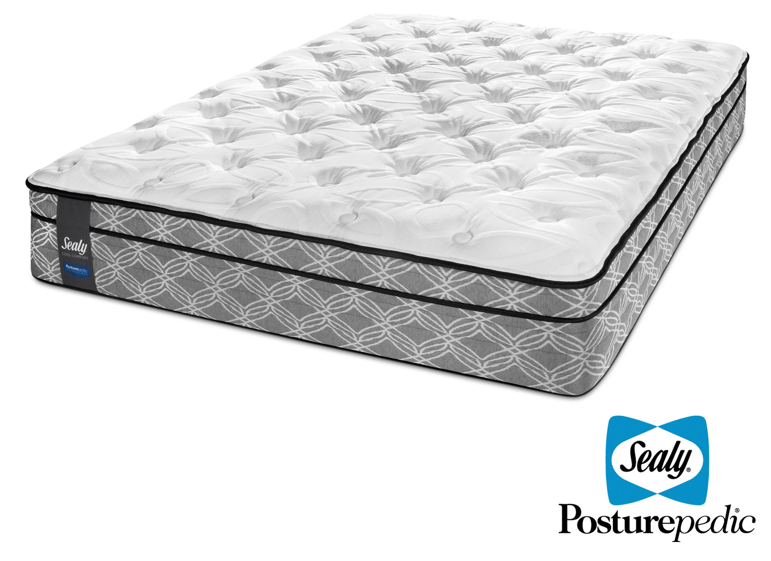 Sealy Moonshade Plush Queen Mattress