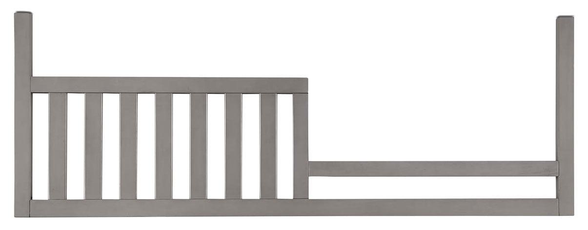 Kids Furniture - Cameron Toddler Rail - Cloud