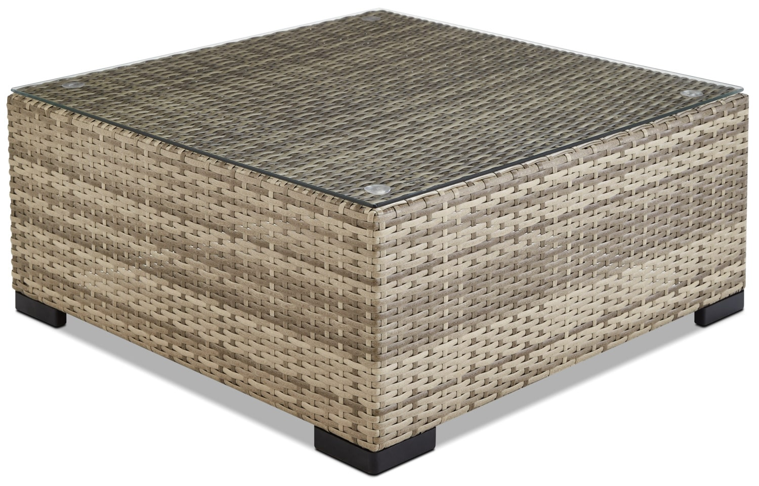Caribe Outdoor Coffee Table - Beige