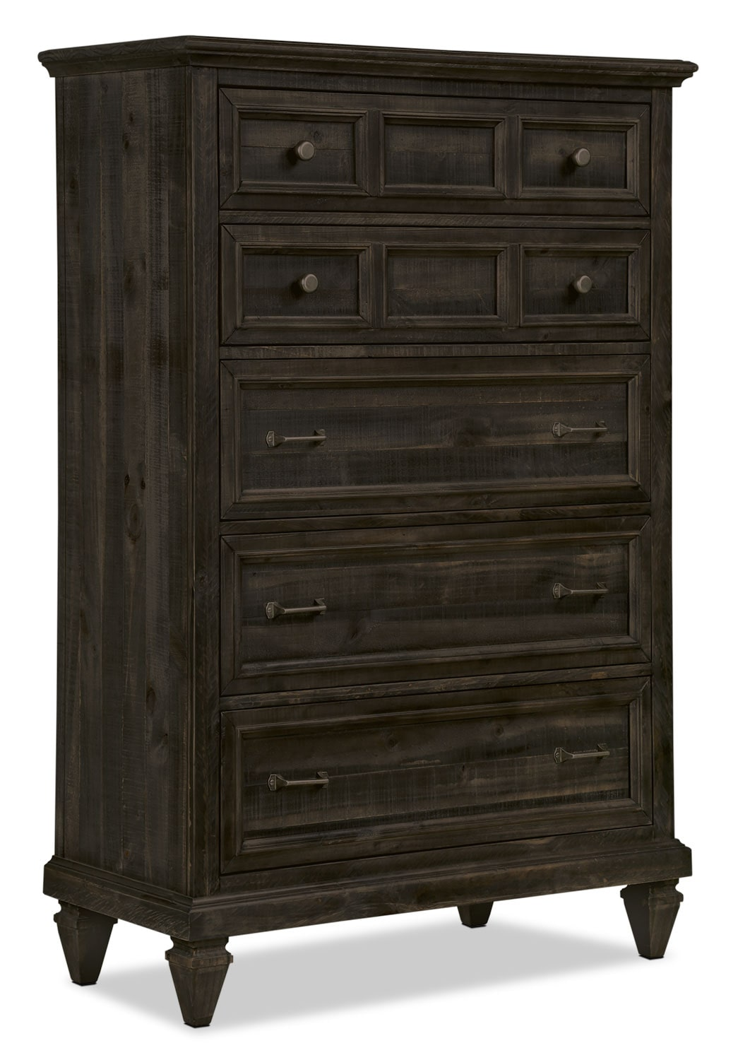 Calistoga Chest - Weathered Charcoal