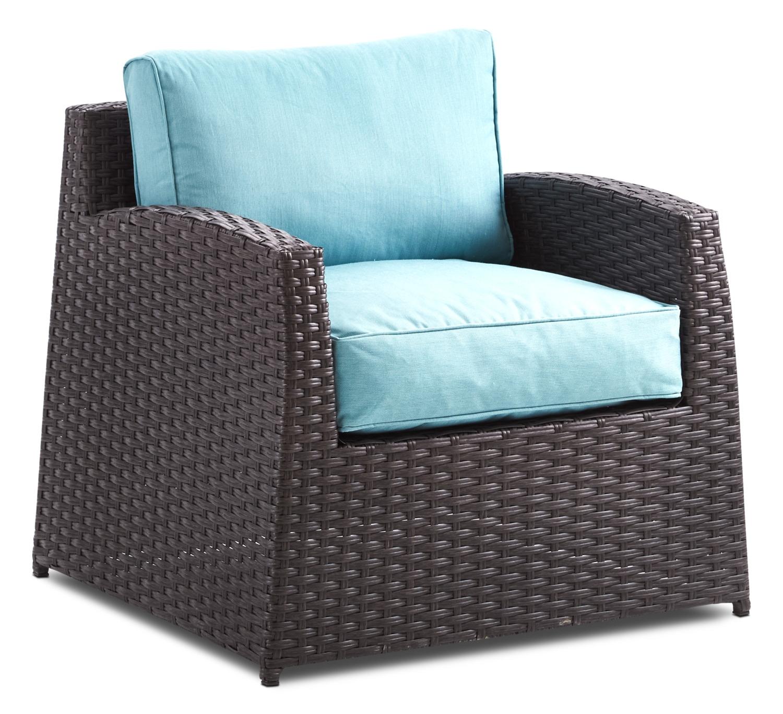 Windsor Outdoor Chair - Aqua