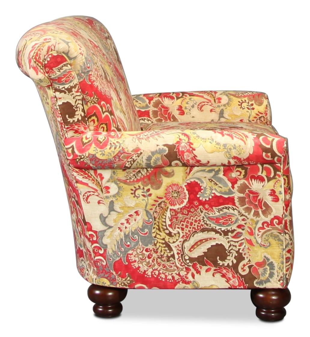 Aubree Settee Teak Cardinal Levin Furniture