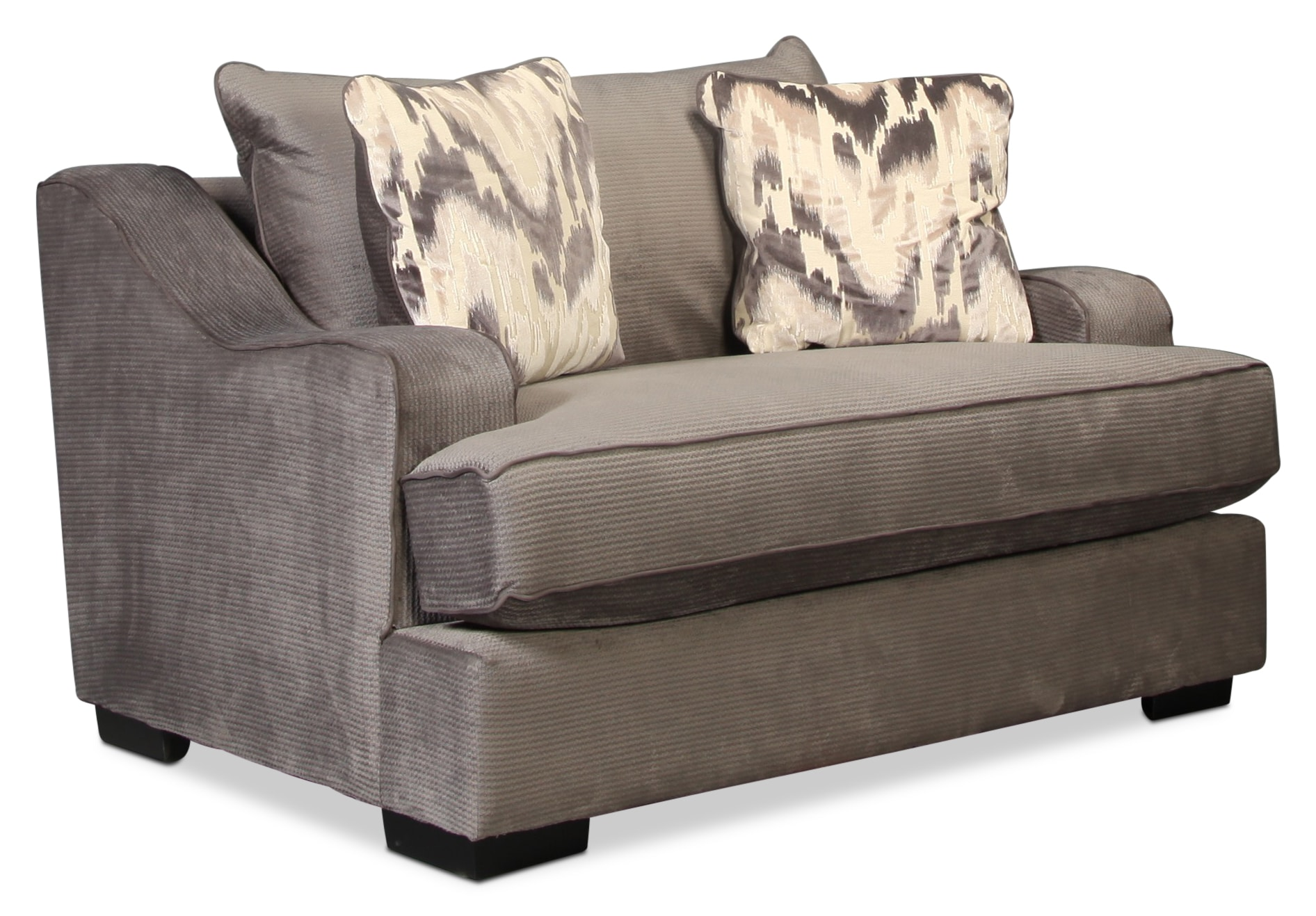 The spartan chair levin furniture for Levin furniture living room chairs