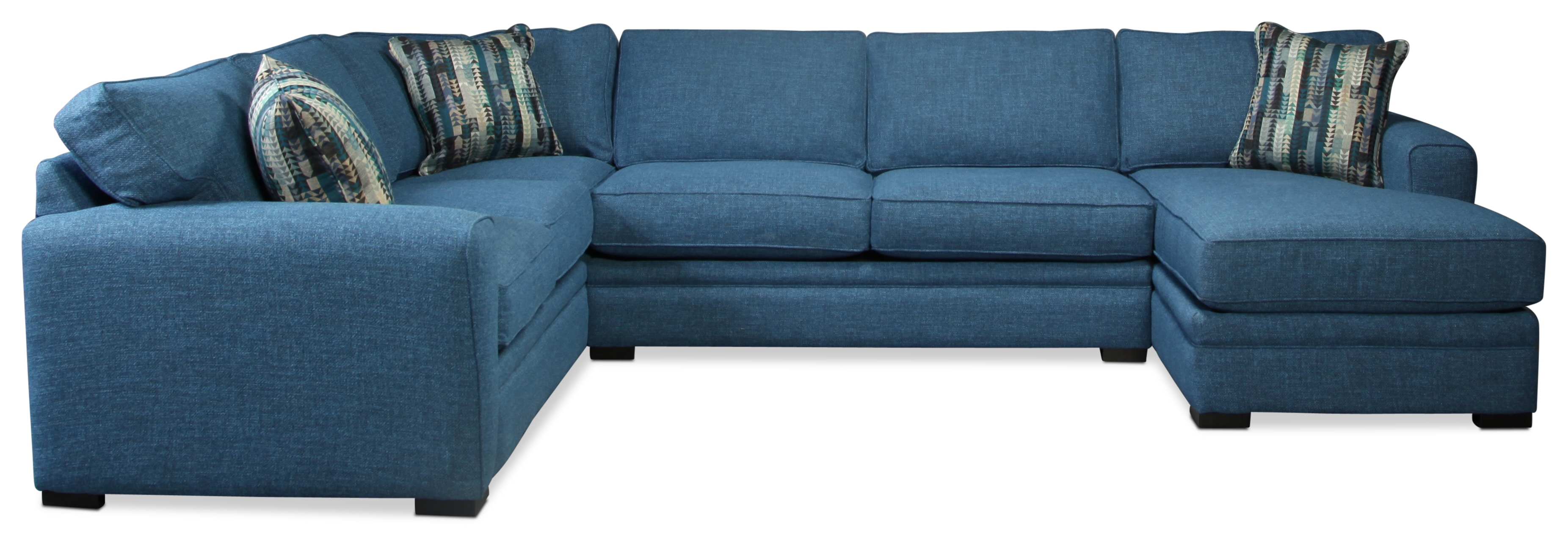 Lybrook 3 piece sectional levin furniture for Levin furniture sectional sofa
