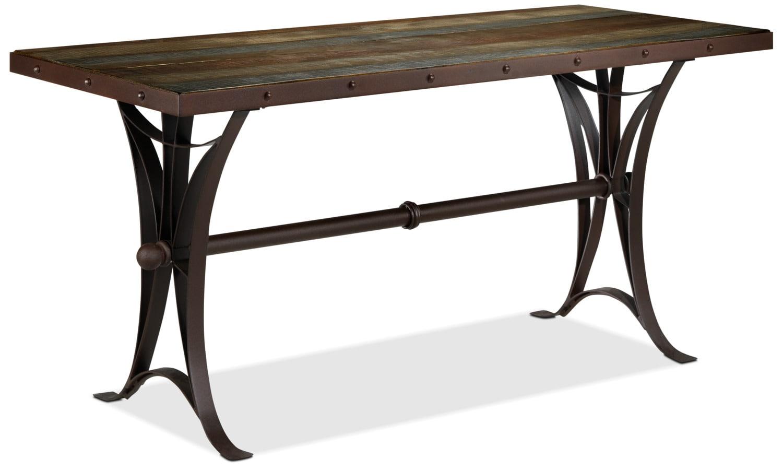 Arizona Pub-Height Table - Rust and Pine