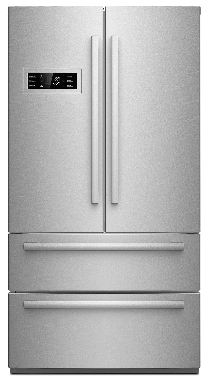 Refrigerators and Freezers - Bosch 800 Series 20.7 Cu. Ft. French-Door Refrigerator – B21CL80SNS