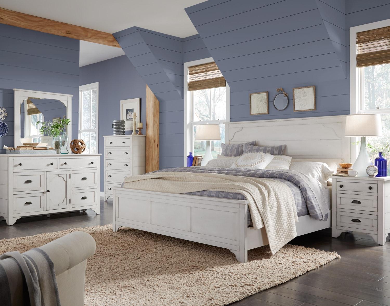Lane Furniture Bedroom Coventry Lane 5 Piece Queen Bedroom Set White Leons