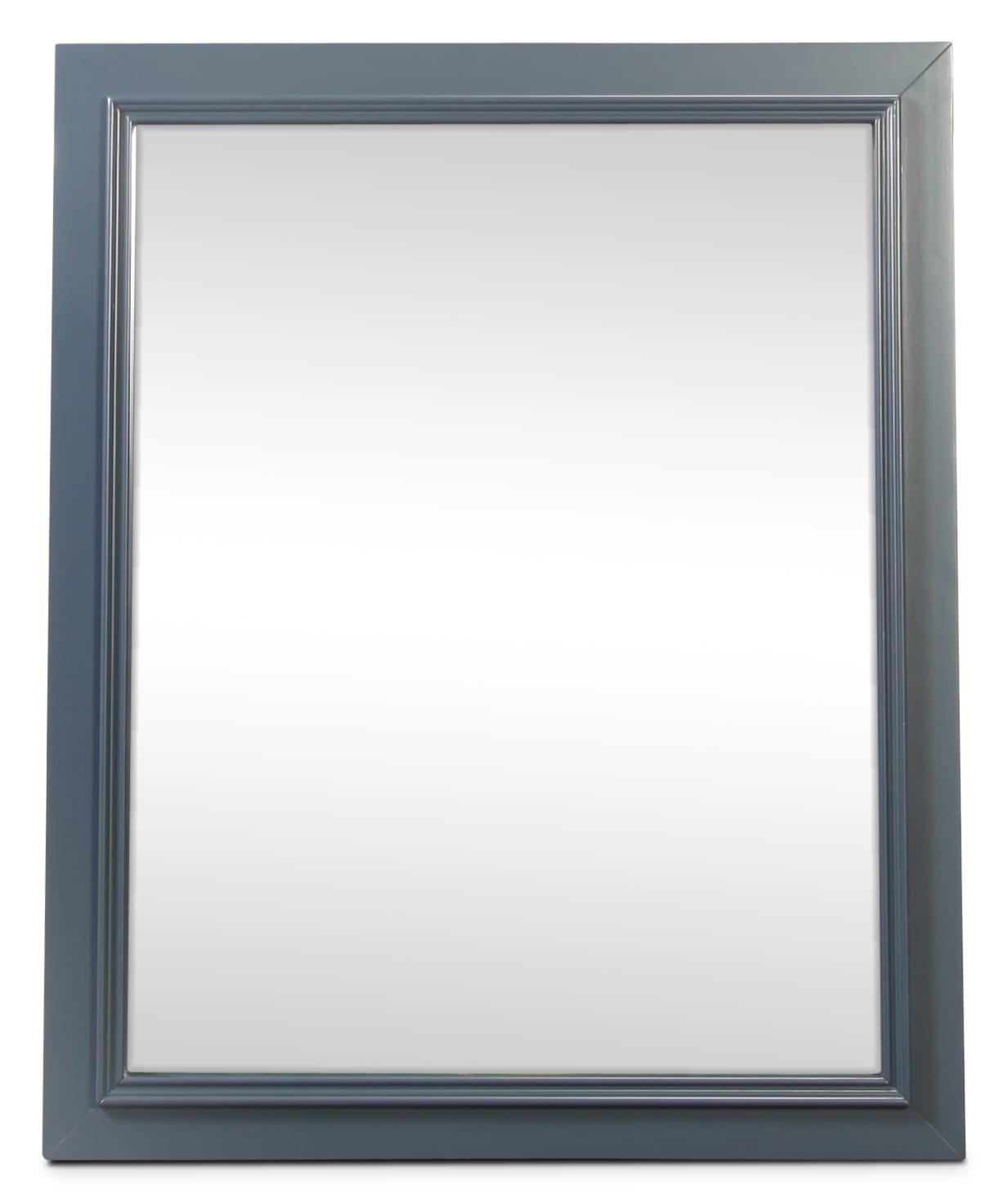 Breslin Mirror - Navy