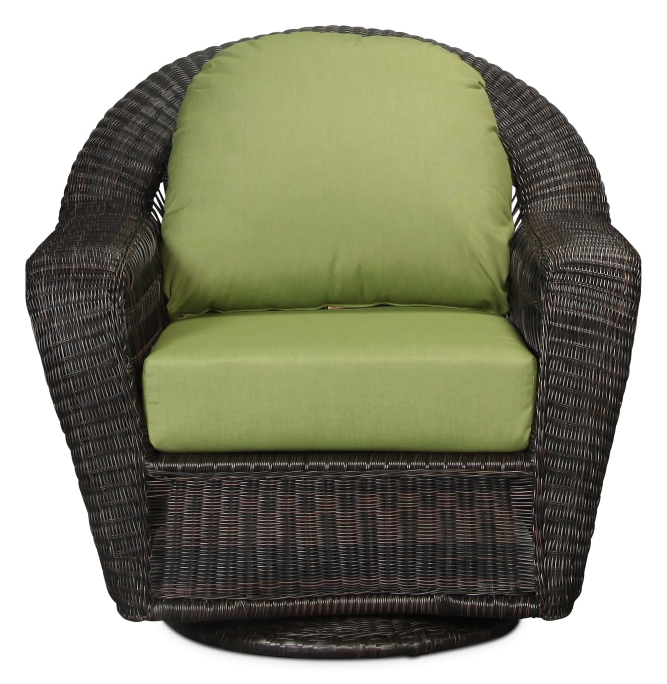 Greenlawn Swivel Glider