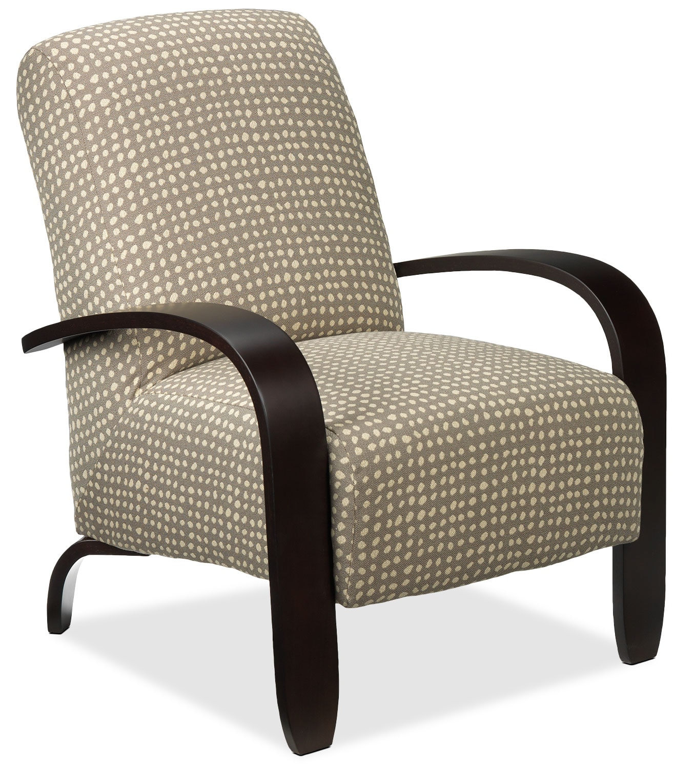 Leenea Accent Chair - Pewter