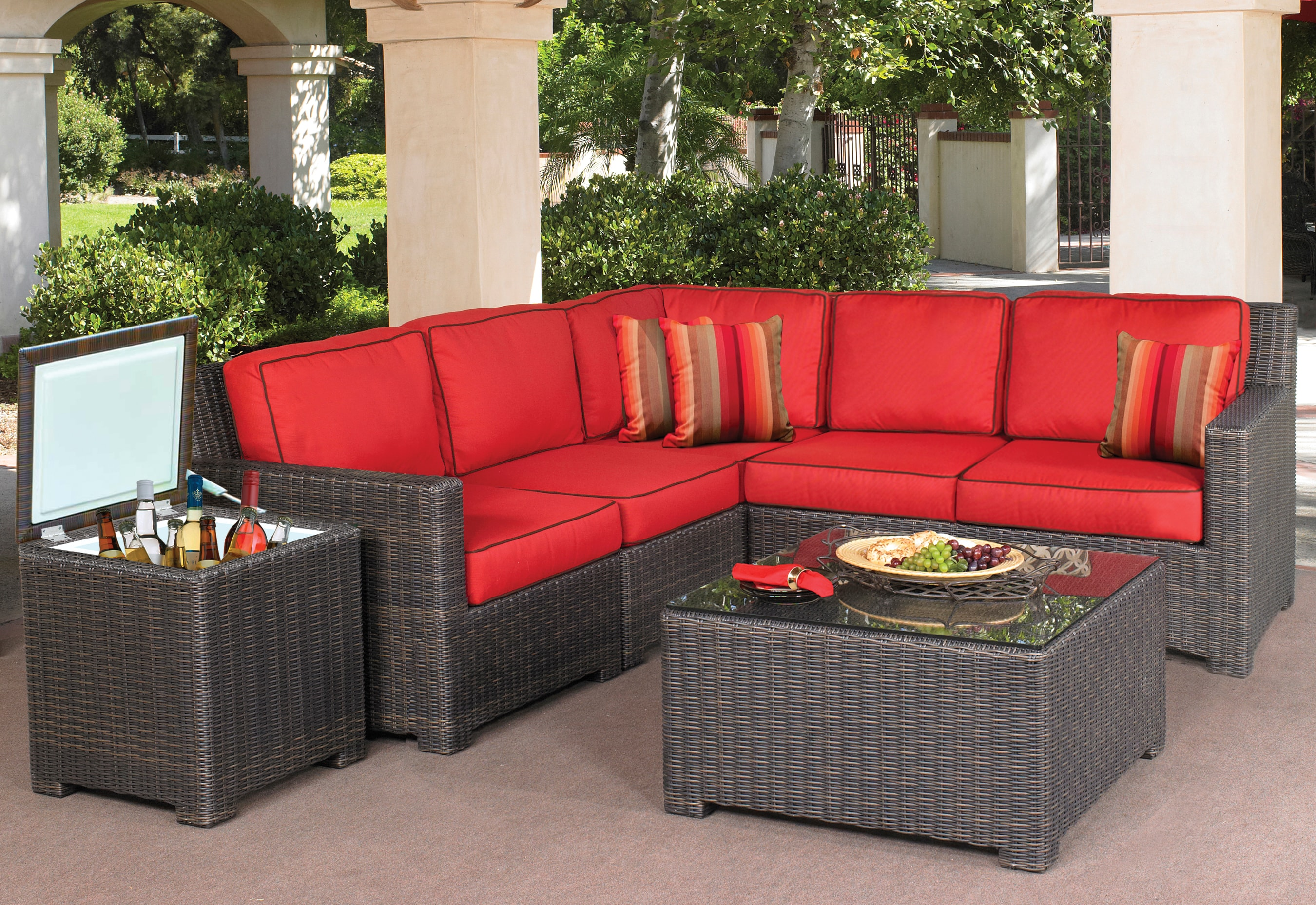 The Northport Red Collection