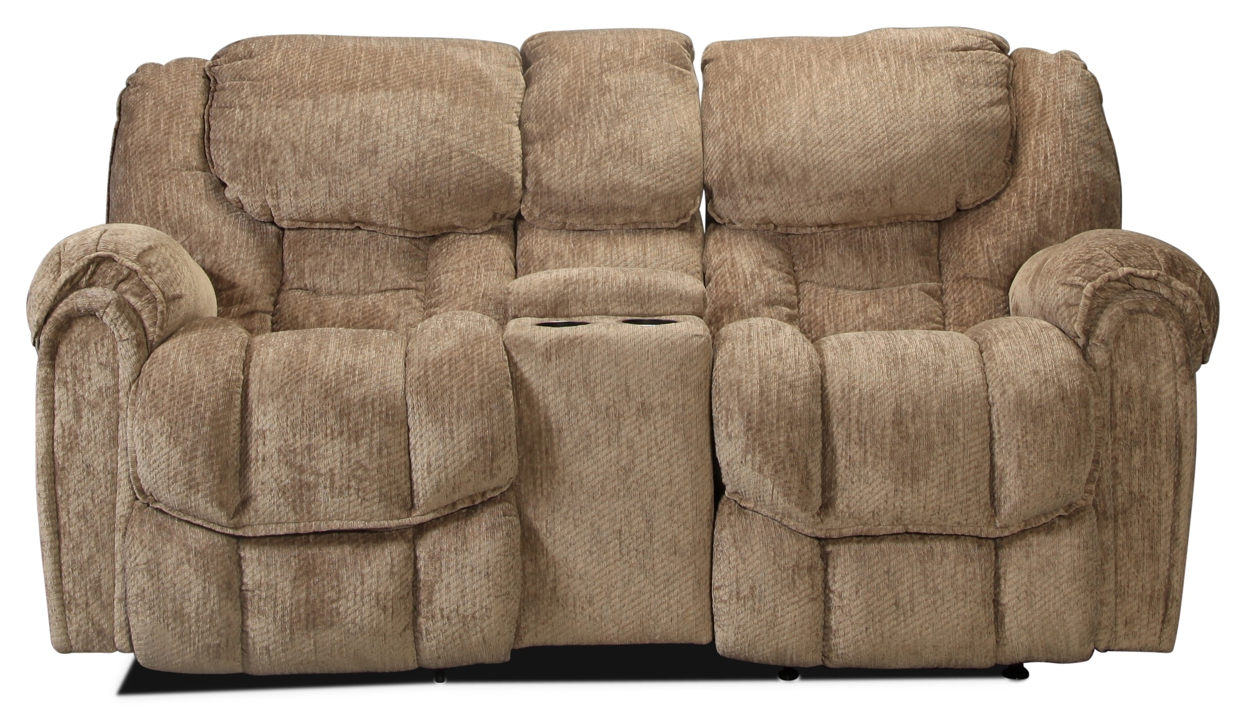 Solana Rocking Console Loveseat