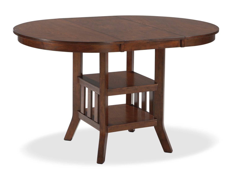 Salle à manger - Table de salle à manger Renaburg de hauteur comptoir