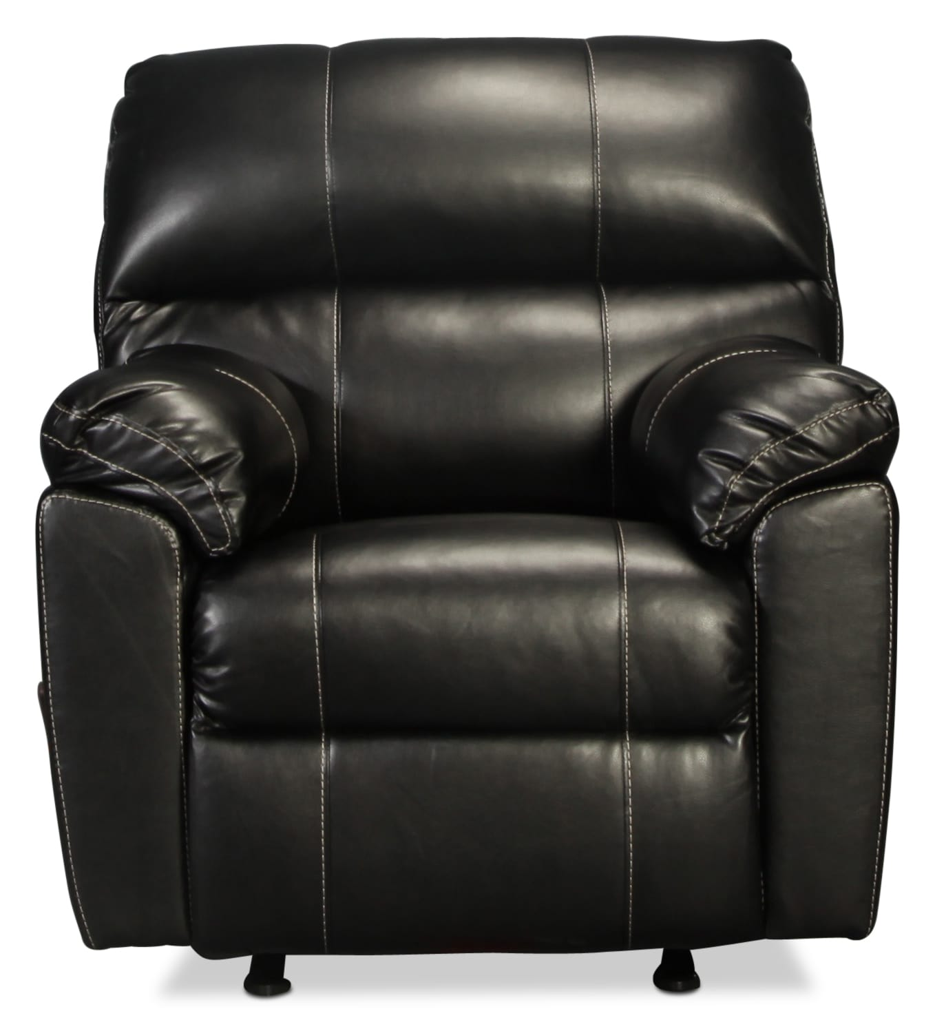 Rigley Rocker Recliner - Black