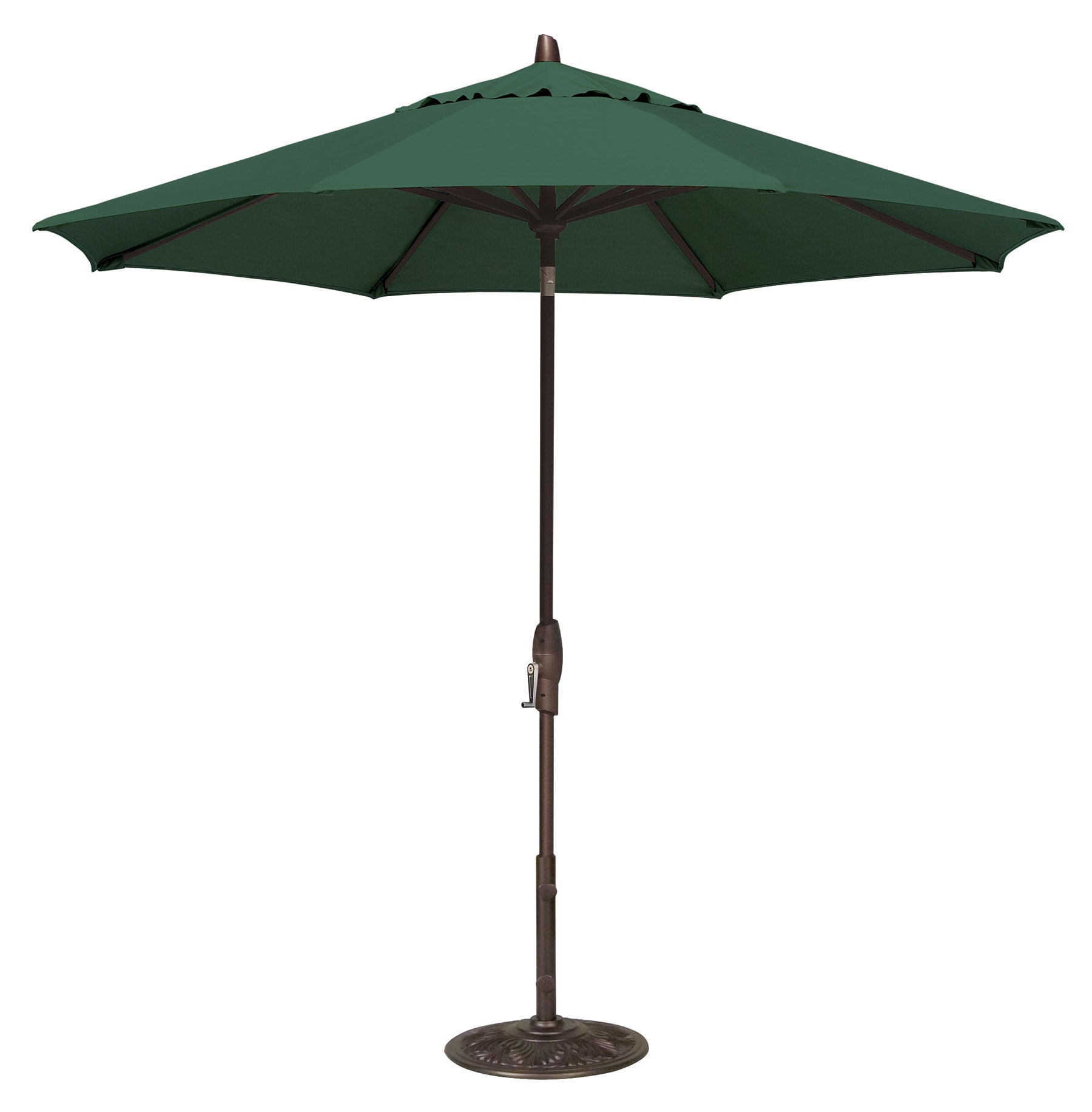 Forest Green 9' Umbrella