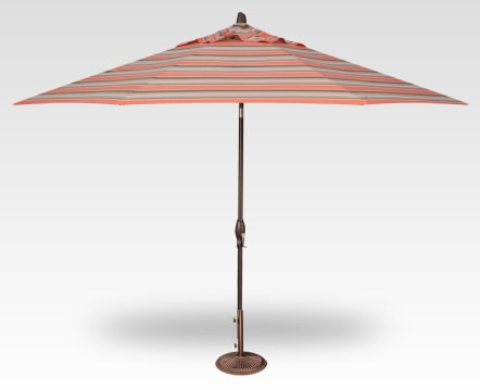 Terrace Coral 11' Umbrella