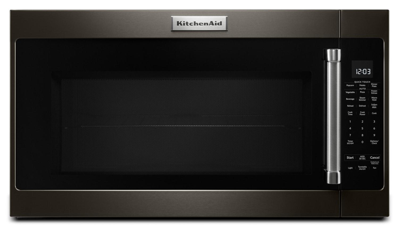 Kitchenaid Above Range Microwave