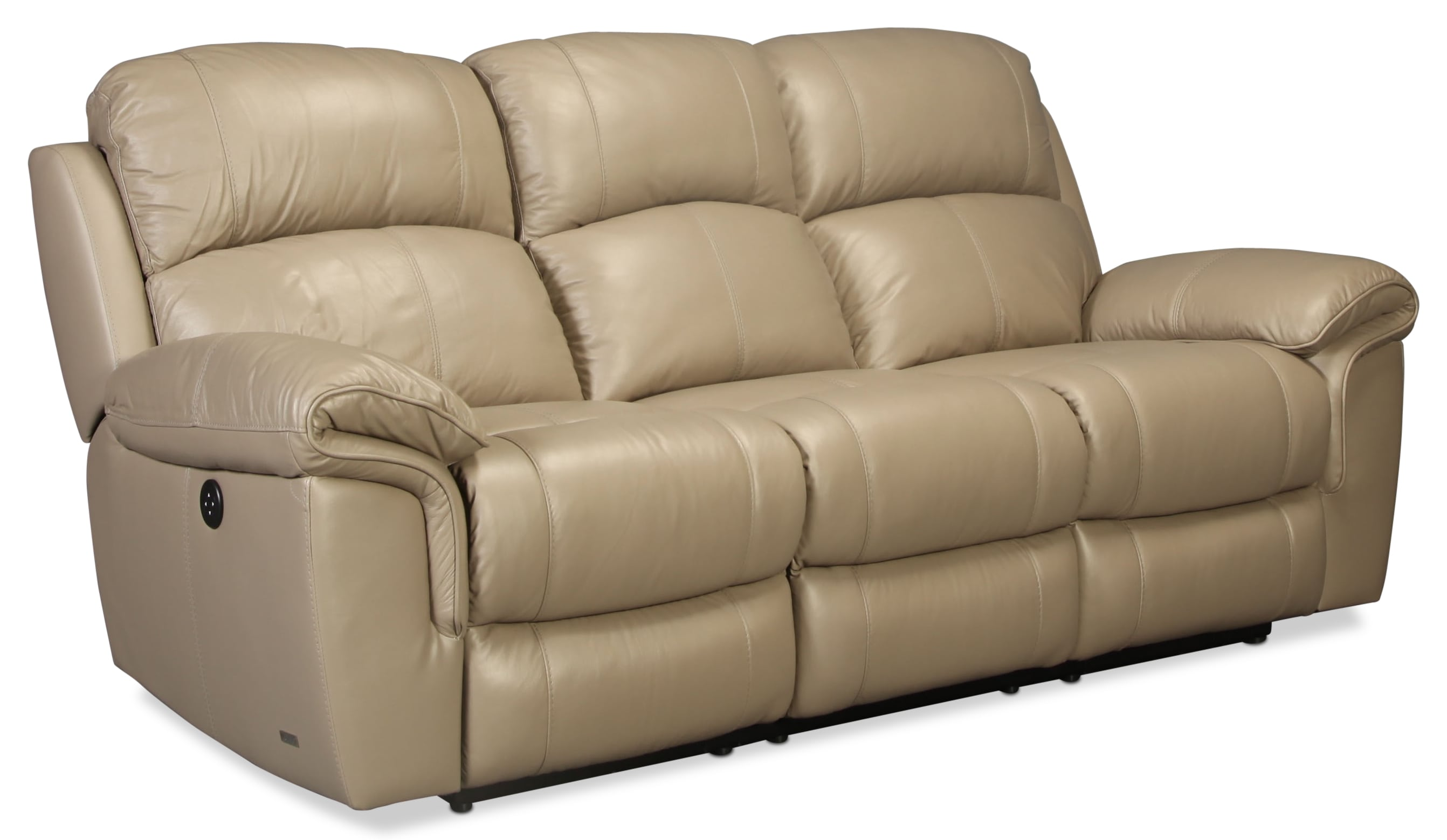 Braxton Power Reclining Sofa Levin Furniture