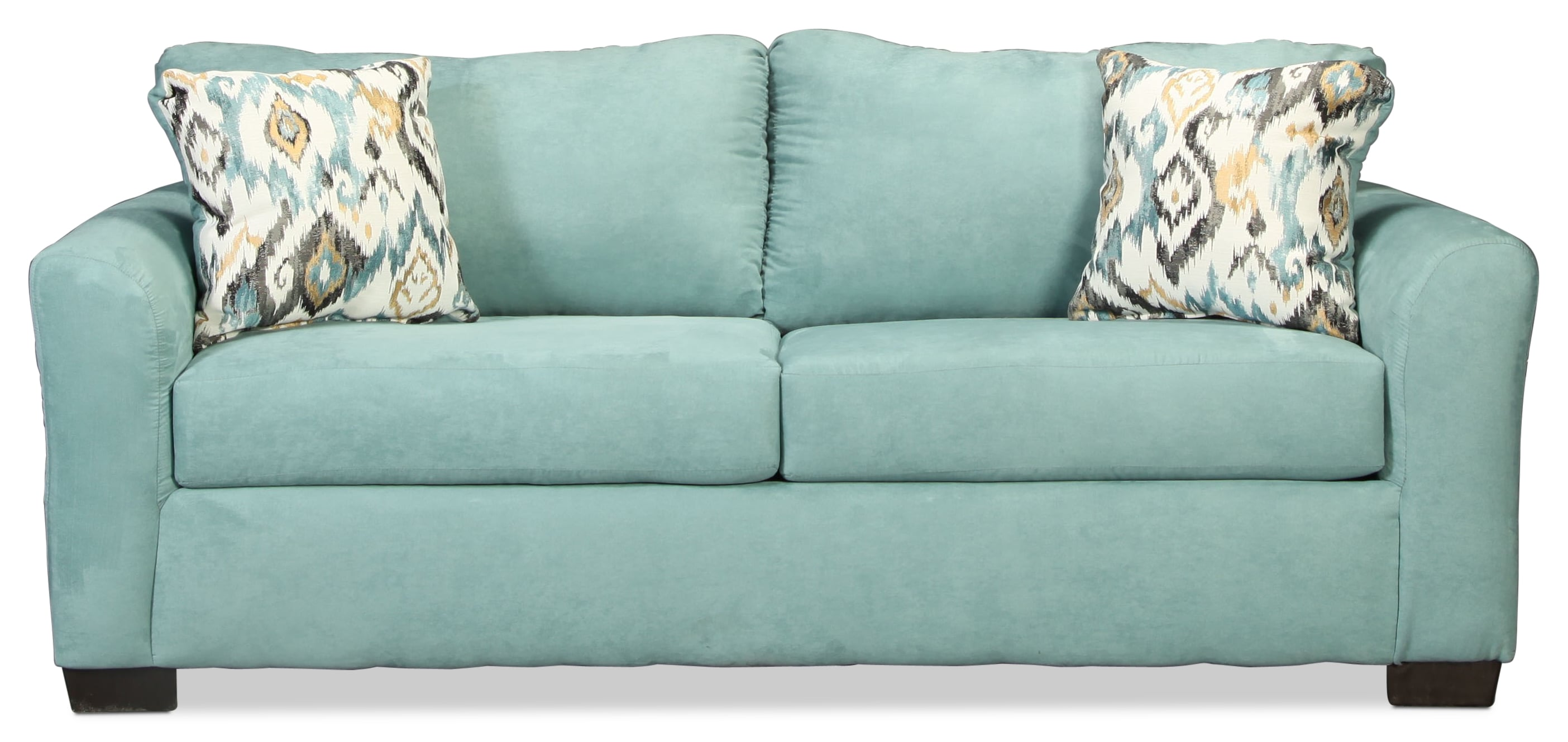 Capri Sofa - Light Blue