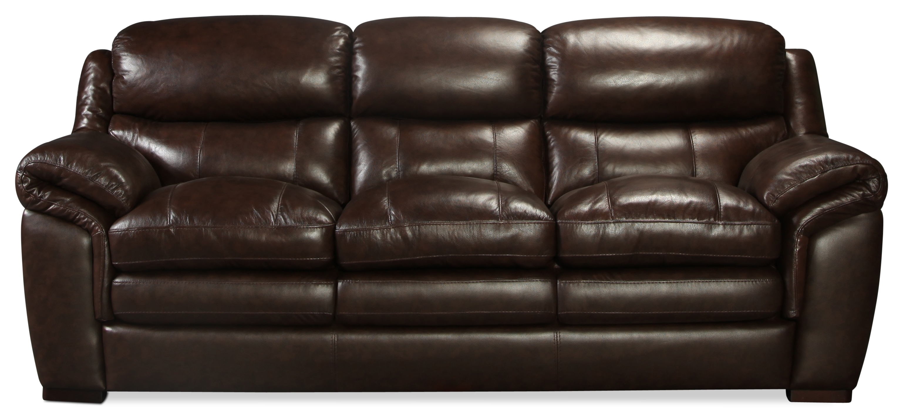 Rowan Leather Sofa