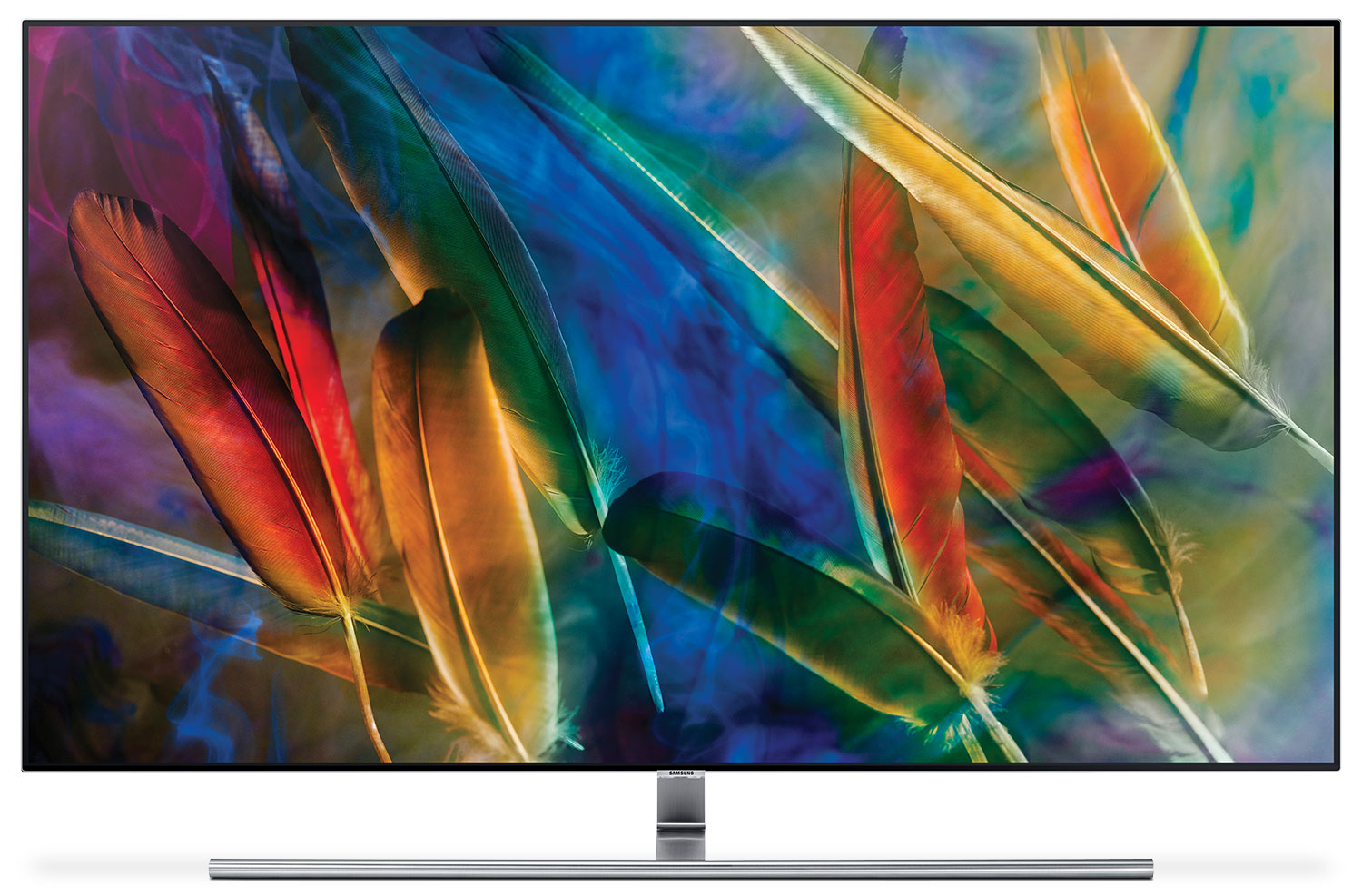 "Televisions - Samsung 75"" Q7F QLED 4K Smart Television"