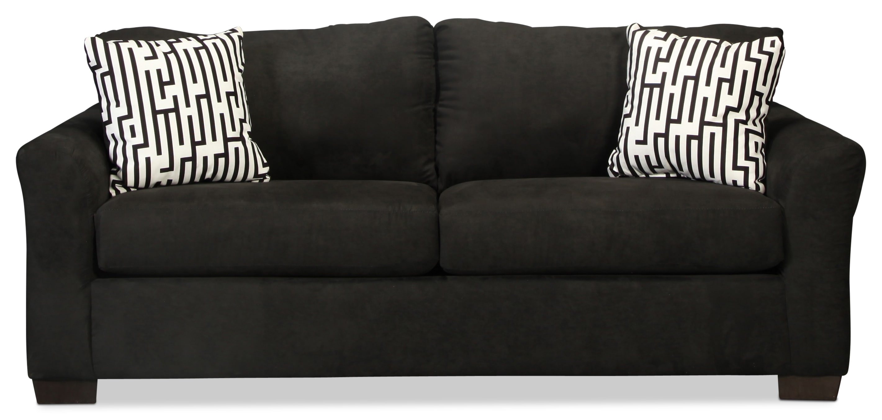 Capri Sofa - Black
