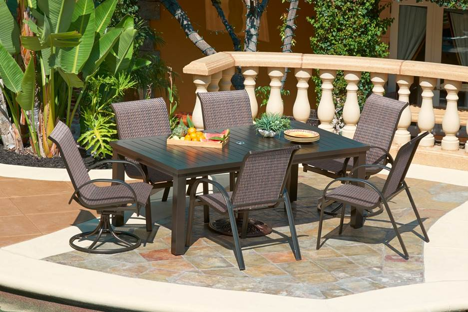 Medford 7 Piece Dining Set