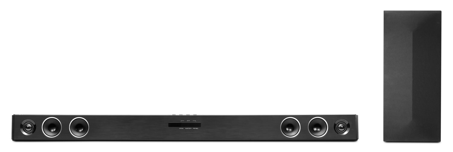 LG SH3B 300 W Soundbar with Wireless Subwoofer and Bluetooth™