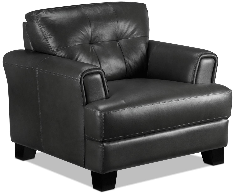 Grafton Chair - Charcoal