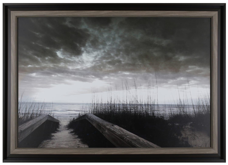 "Path to Lake – 40.25"" x 28.25"""