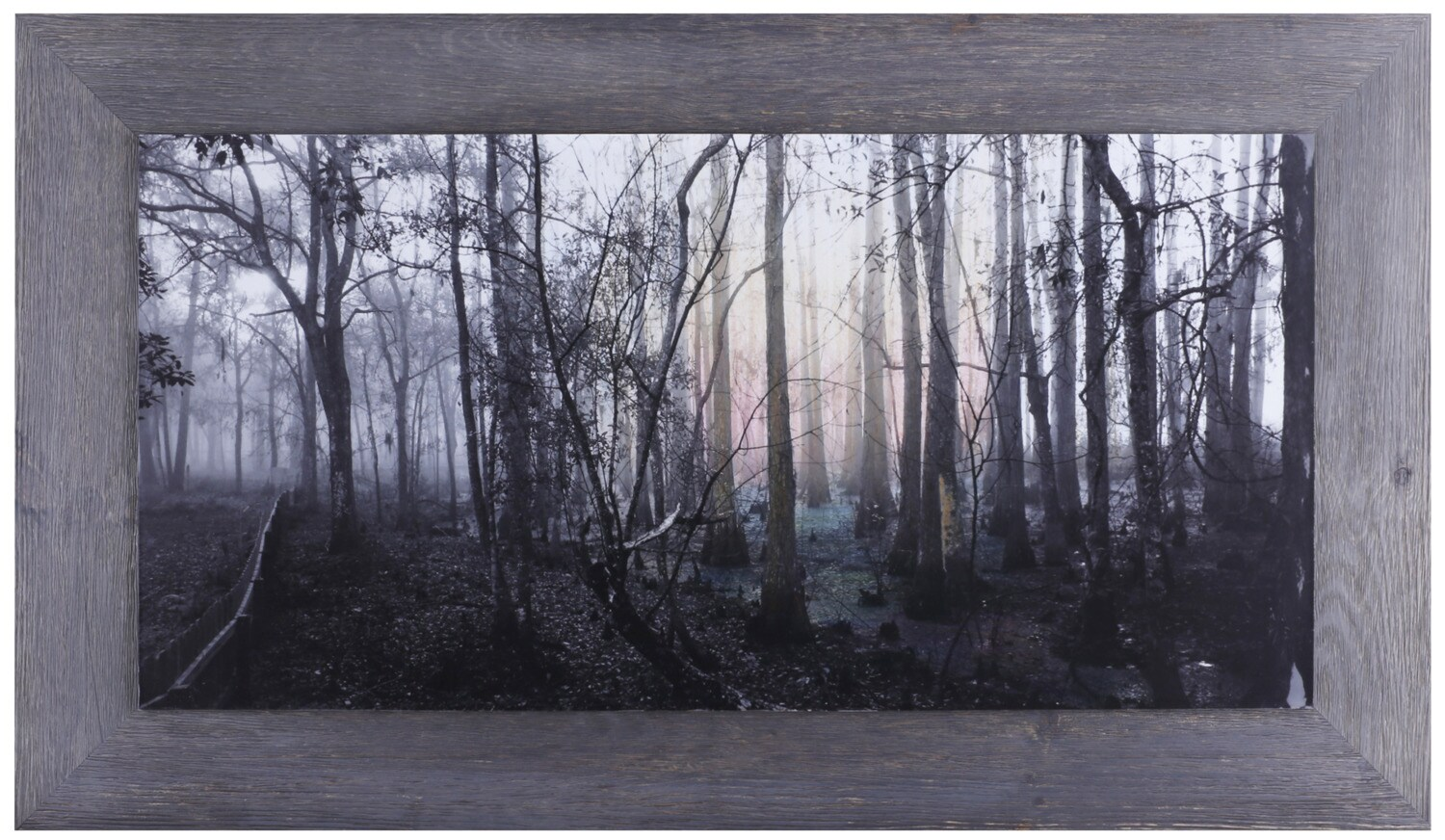 """Home Accessories - Colourful Forest – 44.25"""" x 26"""""""