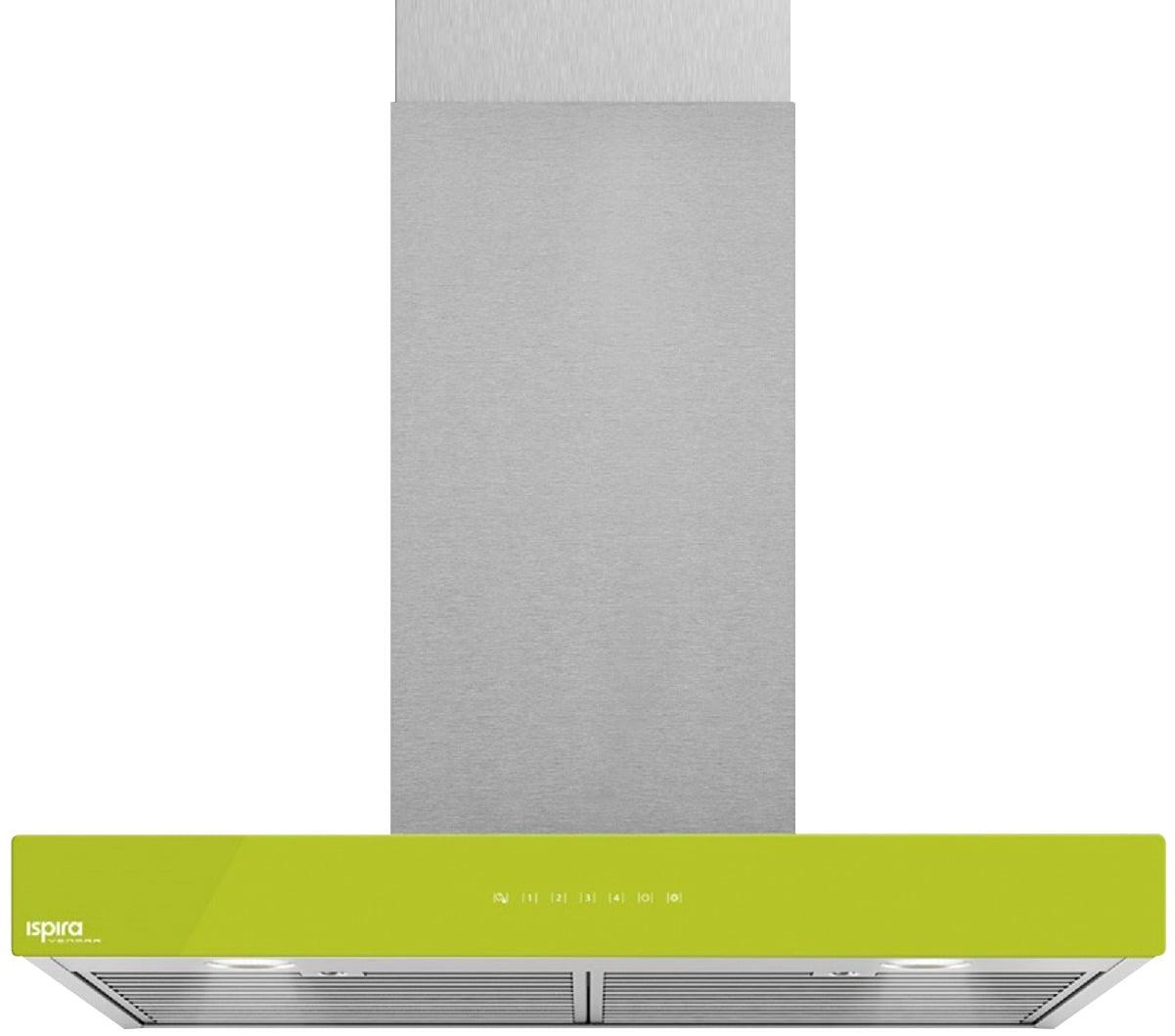 Hotte cheminée Venmar Ispira de 36 po – vert lime