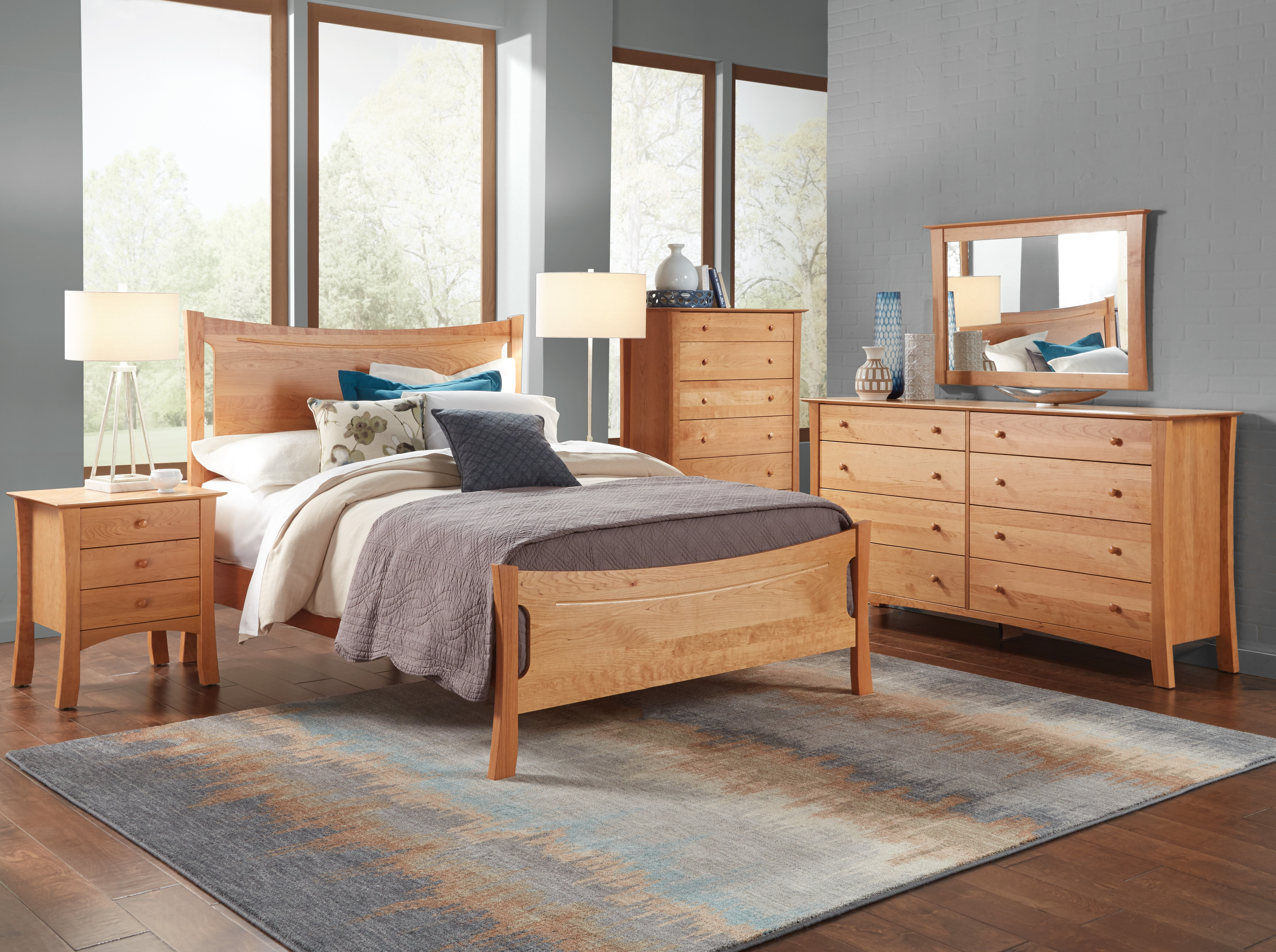 Armstrong 4 Piece King Bedroom
