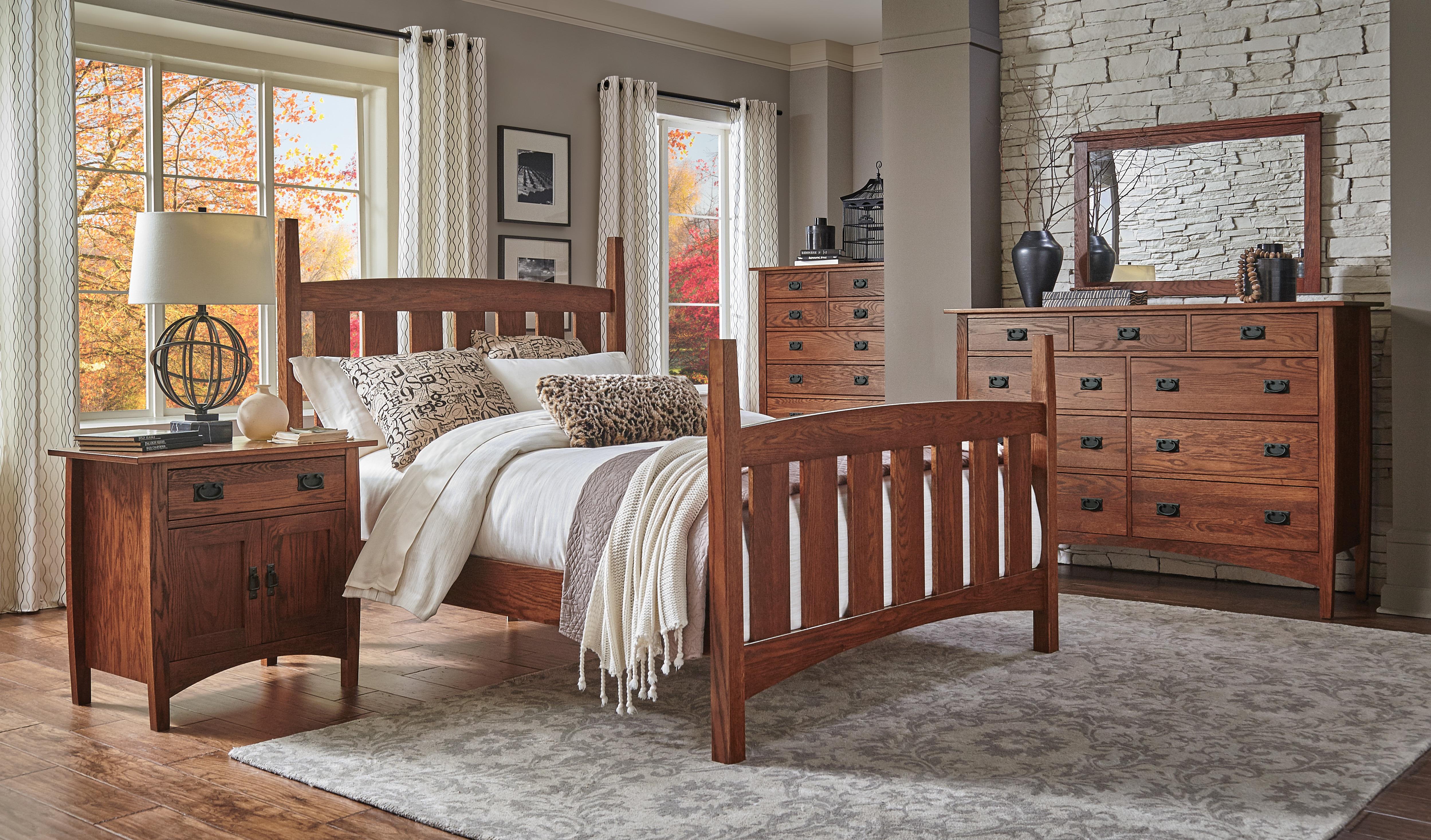 Berkshire 4 Piece Queen Bedroom