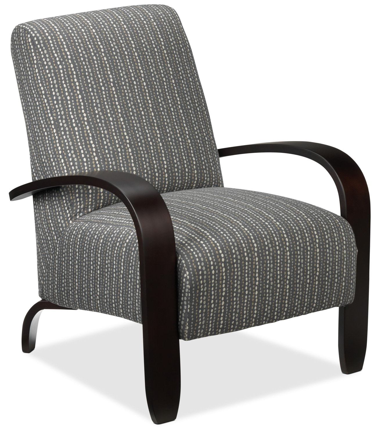 Reya Accent Chair - Grey
