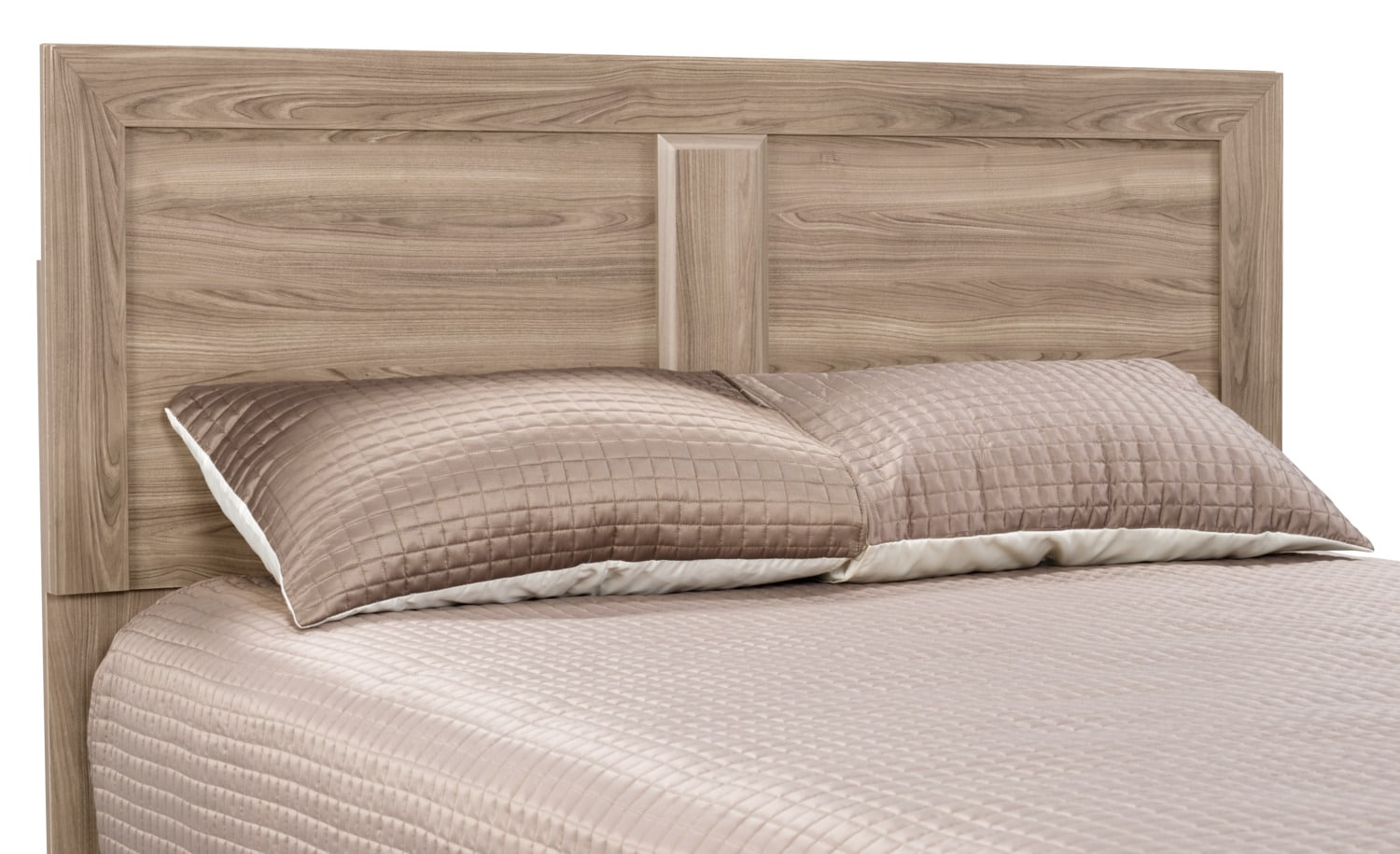 Bedroom Furniture - Yorkdale Light King Panel Headboard
