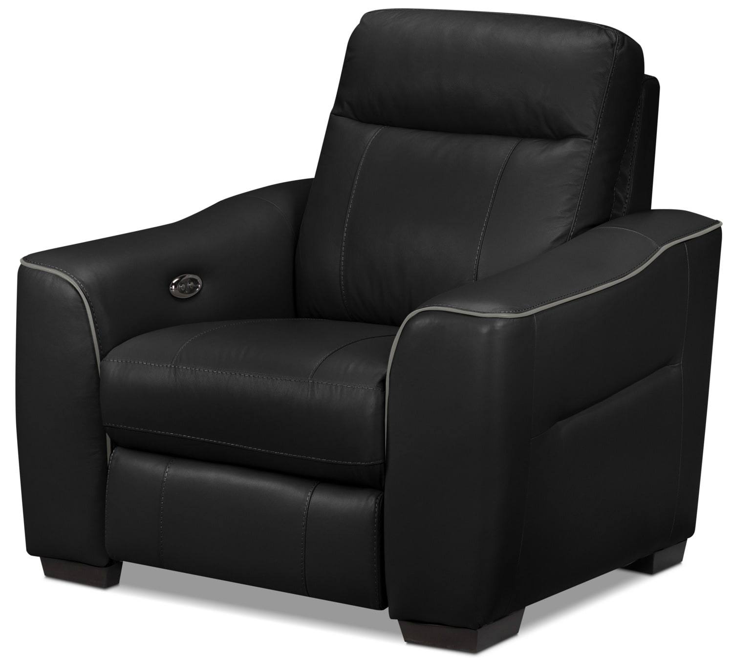 Bolton Power Recliner - Black