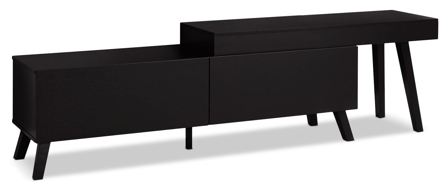 """Entertainment Furniture - Ackley Expandable 67"""" to 84"""" TV Stand"""