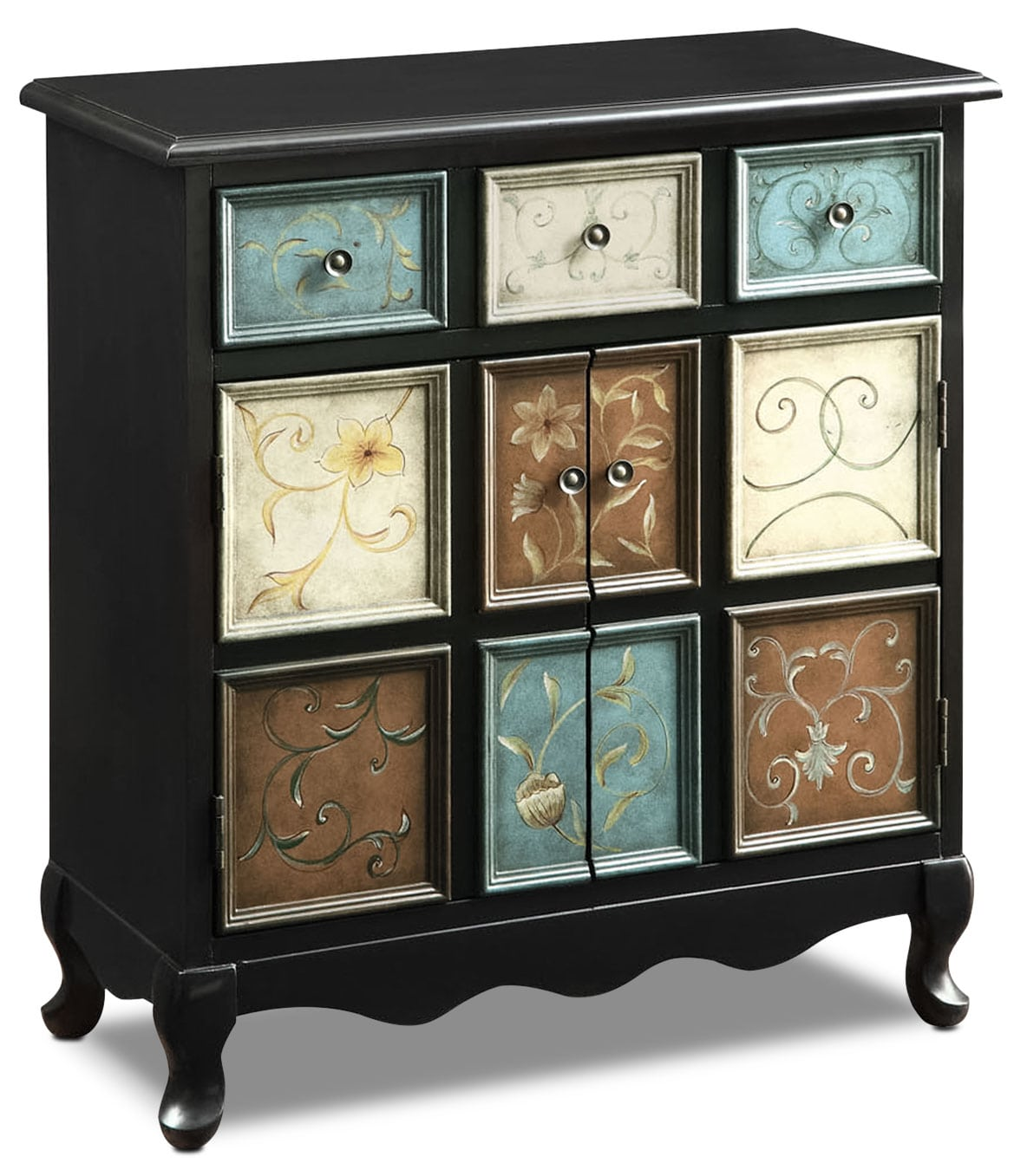 Visby Accent Cabinet