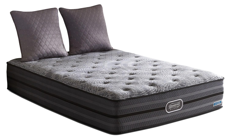 Mattresses and Bedding - Beautyrest Black Radiance Tight-Top Luxury Firm Queen Mattress