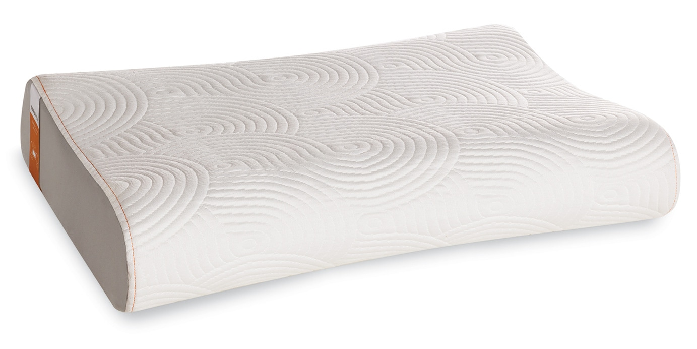 Mattresses and Bedding - Tempur-Pedic Tempur-Side to Side™ Queen Size Pillow