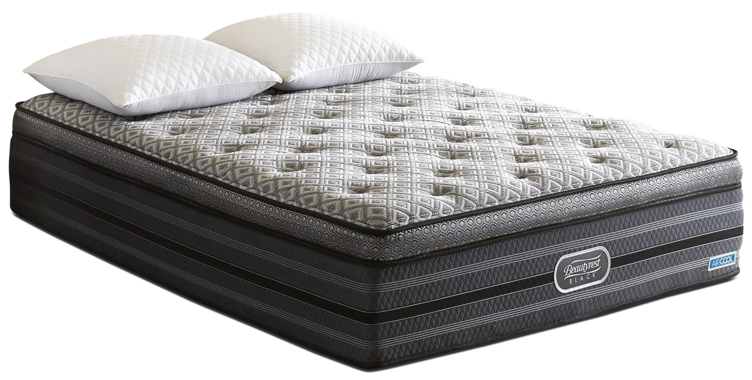 Beautyrest Black Palatial Ultra Comfort-Top Plush Queen Mattress