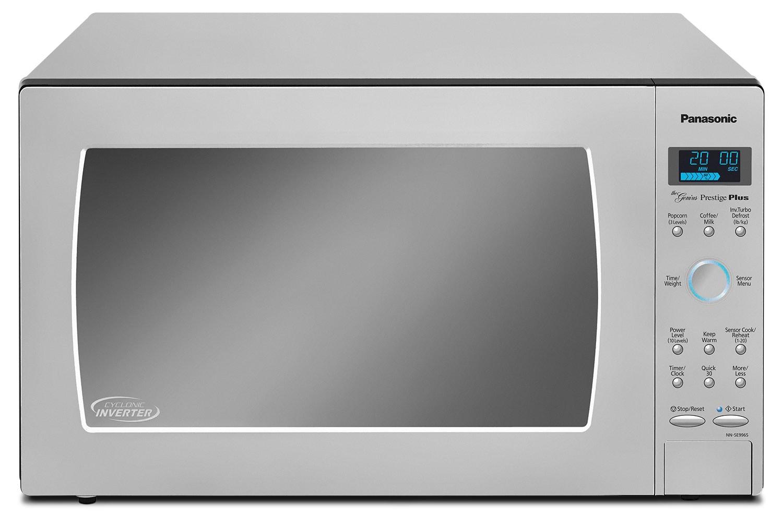 Panasonic Genius® Prestige® 2.2 Cu. Ft. Countertop Microwave – NN-SE996S