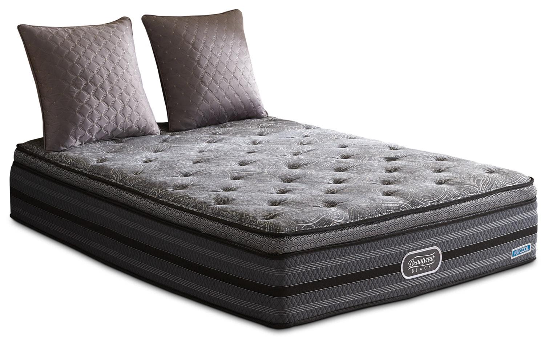 Mattresses and Bedding - Beautyrest Black Legendary Comfort-Top Luxury Firm King Mattress