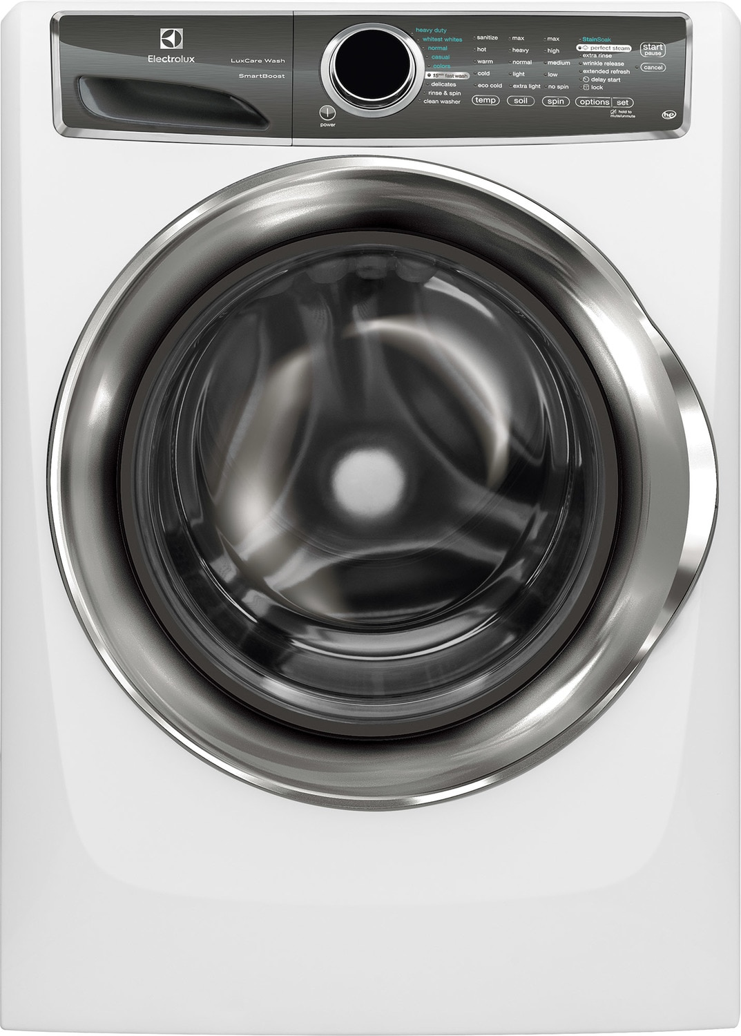 Electrolux White Front-Load Washer (5.1 Cu. Ft) - EFLS617SIW