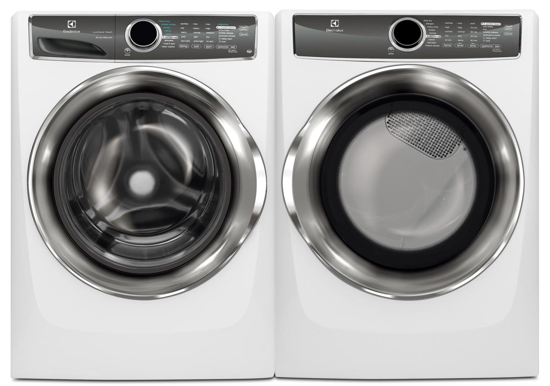 Electrolux Laundry Pair - EFLS617SIW/EFMC617SIW