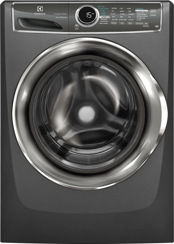 Electrolux Titanium Front-Load Washer (5.1 Cu. Ft) - EFLS617STT