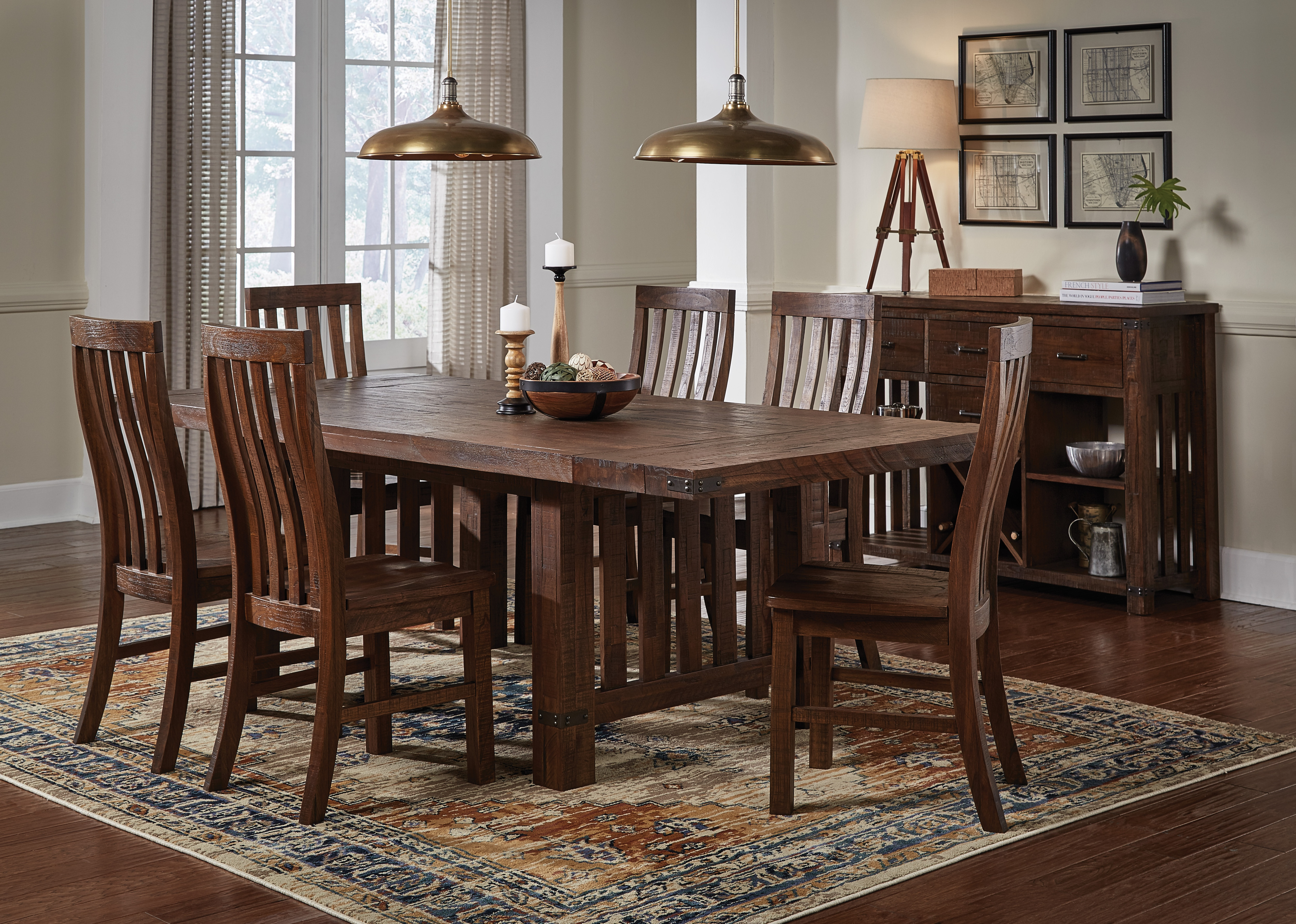 The Everett Dining Collection