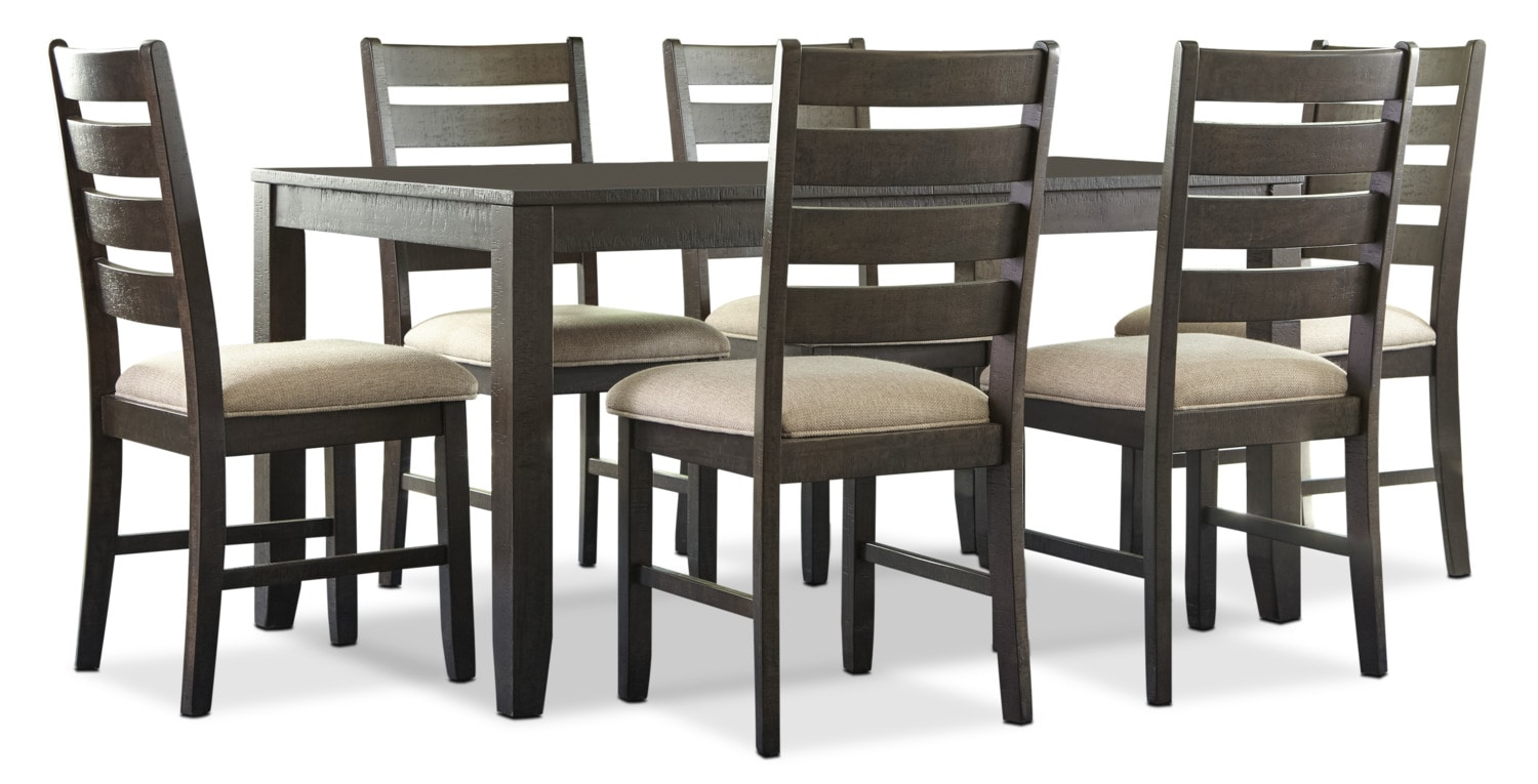 Rokane 7-Piece Dining Package