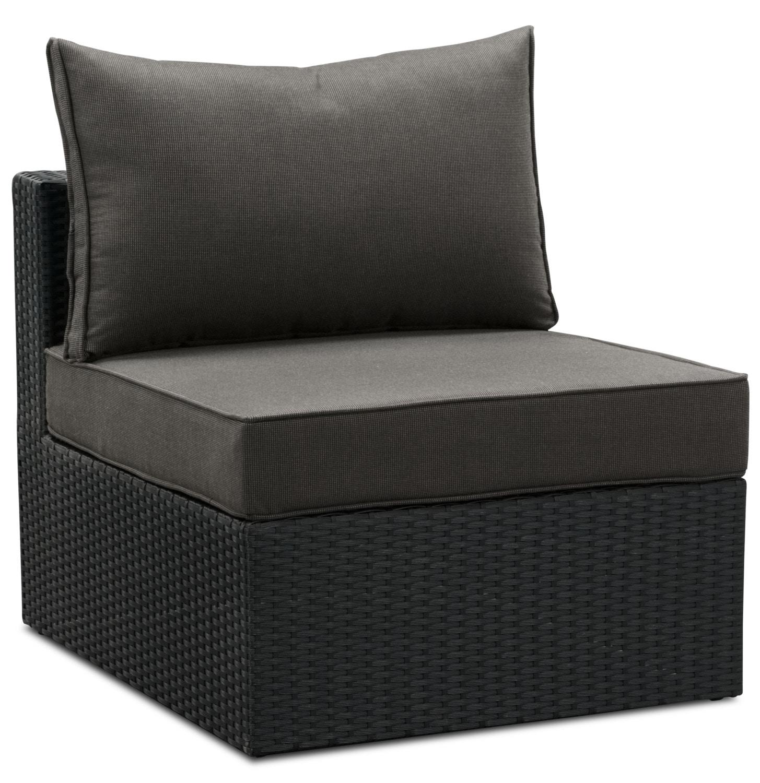 Minnesota Patio Armless Chair